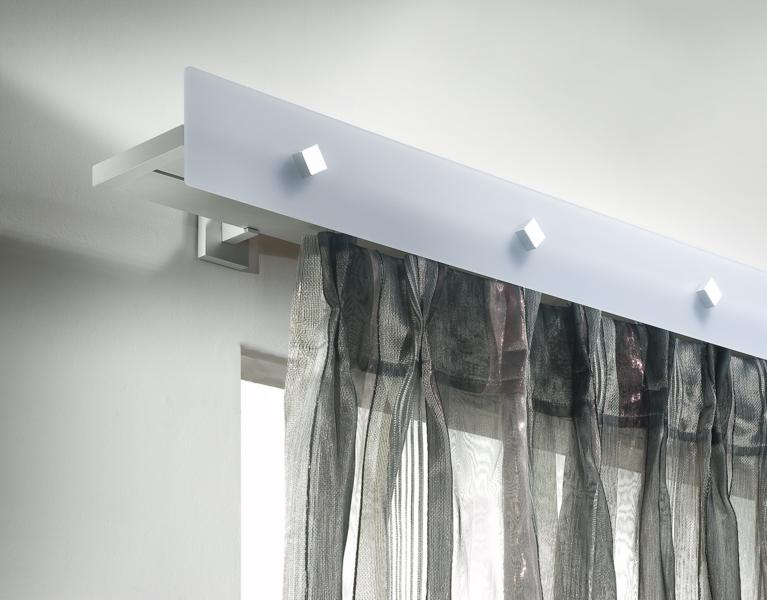 Binari Per Tende A Soffitto : Tende da interni roma