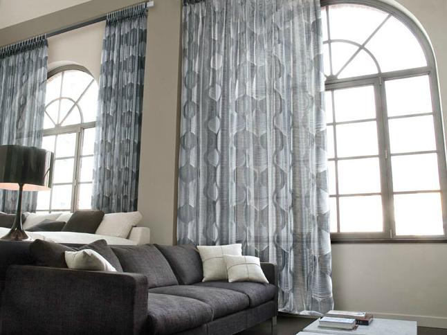 tende salotto moderno idee per il design della casa