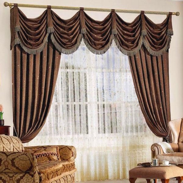 Tende classiche roma for Tende casa classica