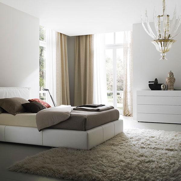 Tende moderne roma - Tende moderne camera da letto ...