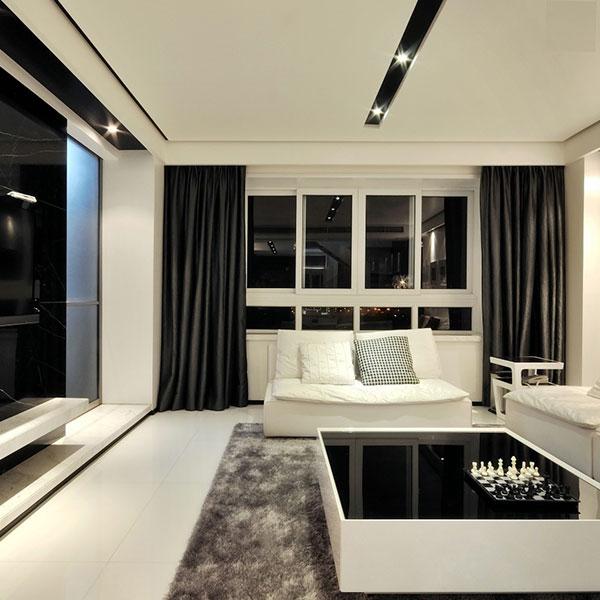 Tende moderne roma - Tende per casa moderna ...